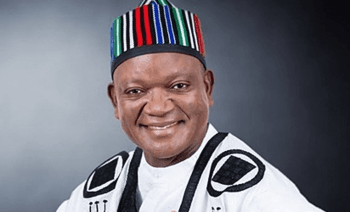 Gov Ortom tests positive for COVID-19